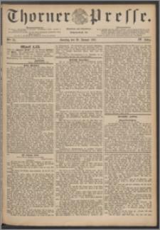 Thorner Presse 1887, Jg. V, Nro. 25 + Beilage