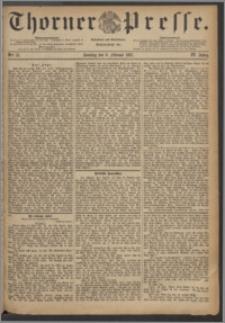 Thorner Presse 1887, Jg. V, Nro. 31