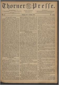 Thorner Presse 1887, Jg. V, Nro. 32