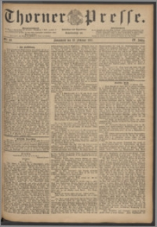 Thorner Presse 1887, Jg. V, Nro. 42