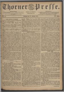 Thorner Presse 1887, Jg. V, Nro. 44