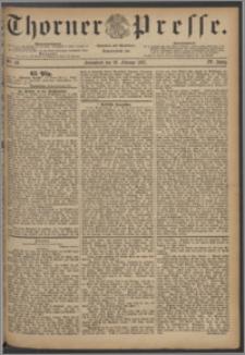 Thorner Presse 1887, Jg. V, Nro. 48