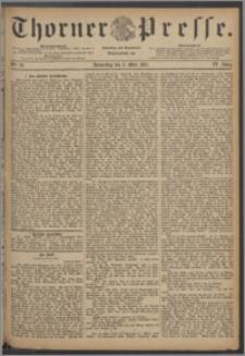 Thorner Presse 1887, Jg. V, Nro. 52