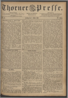 Thorner Presse 1887, Jg. V, Nro. 53