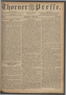 Thorner Presse 1887, Jg. V, Nro. 55