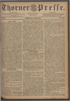 Thorner Presse 1887, Jg. V, Nro. 63