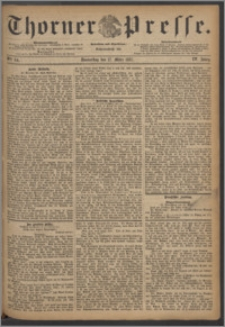 Thorner Presse 1887, Jg. V, Nro. 64