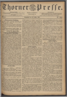 Thorner Presse 1887, Jg. V, Nro. 72