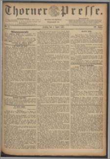 Thorner Presse 1887, Jg. V, Nro. 77