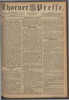 Thorner Presse 1887, Jg. V, Nro. 94