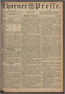 Thorner Presse 1887, Jg. V, Nro. 96