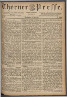 Thorner Presse 1887, Jg. V, Nro. 107
