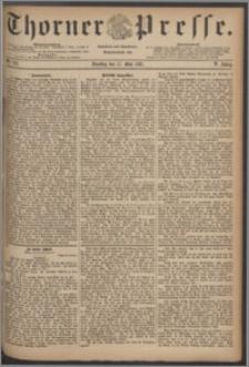 Thorner Presse 1887, Jg. V, Nro. 113