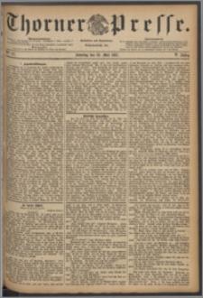Thorner Presse 1887, Jg. V, Nro. 117