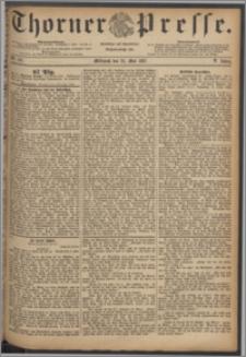 Thorner Presse 1887, Jg. V, Nro. 119
