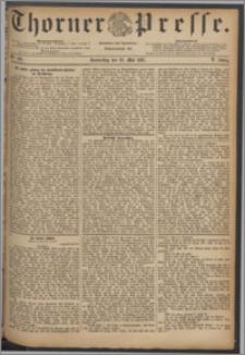 Thorner Presse 1887, Jg. V, Nro. 120