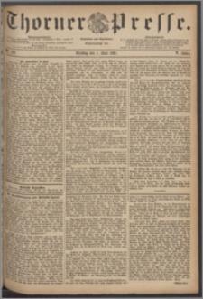 Thorner Presse 1887, Jg. V, Nro. 129