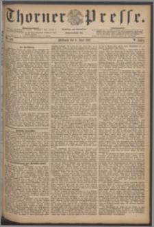 Thorner Presse 1887, Jg. V, Nro. 130