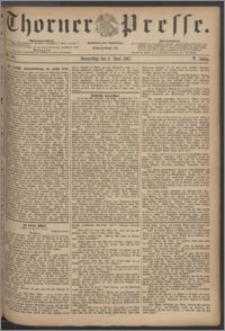 Thorner Presse 1887, Jg. V, Nro. 131