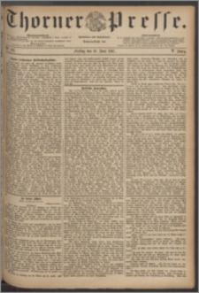 Thorner Presse 1887, Jg. V, Nro. 132