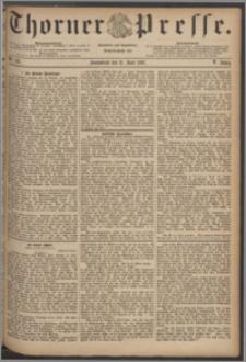 Thorner Presse 1887, Jg. V, Nro. 133