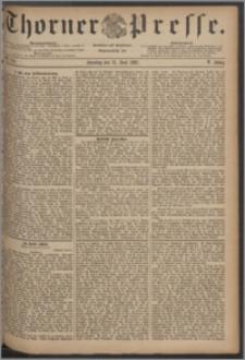 Thorner Presse 1887, Jg. V, Nro. 134 + Beilage, Beilagenwerbung