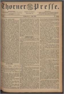 Thorner Presse 1887, Jg. V, Nro. 138