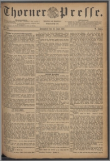 Thorner Presse 1887, Jg. V, Nro. 139