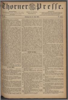 Thorner Presse 1887, Jg. V, Nro. 140 + Beilage