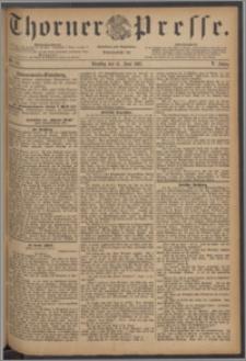 Thorner Presse 1887, Jg. V, Nro. 141