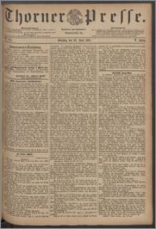 Thorner Presse 1887, Jg. V, Nro. 147