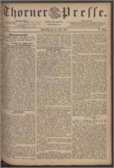 Thorner Presse 1887, Jg. V, Nro. 149