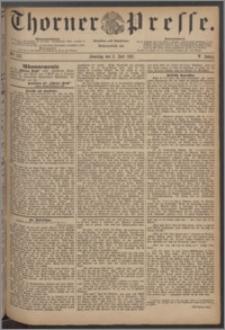 Thorner Presse 1887, Jg. V, Nro. 152 + Beilage