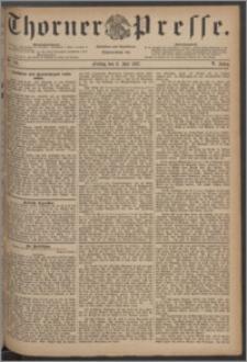 Thorner Presse 1887, Jg. V, Nro. 156