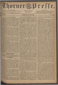 Thorner Presse 1887, Jg. V, Nro. 158 + Beilage