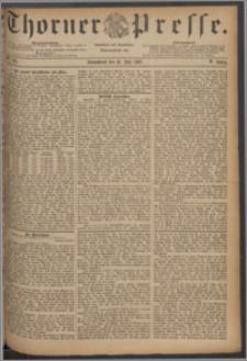 Thorner Presse 1887, Jg. V, Nro. 163