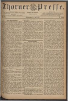 Thorner Presse 1887, Jg. V, Nro. 168