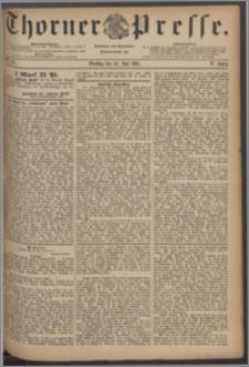 Thorner Presse 1887, Jg. V, Nro. 171