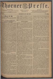 Thorner Presse 1887, Jg. V, Nro. 175