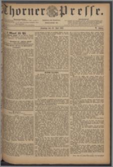 Thorner Presse 1887, Jg. V, Nro. 176 + Beilage