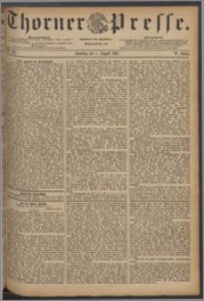 Thorner Presse 1887, Jg. V, Nro. 182 + Beilage
