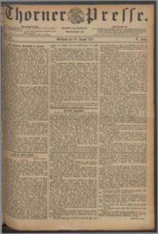 Thorner Presse 1887, Jg. V, Nro. 184