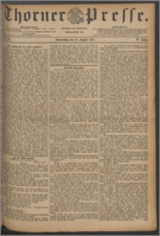 Thorner Presse 1887, Jg. V, Nro. 185