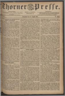Thorner Presse 1887, Jg. V, Nro. 187