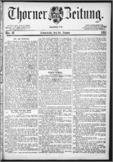 Thorner Zeitung 1882, Nro. 18