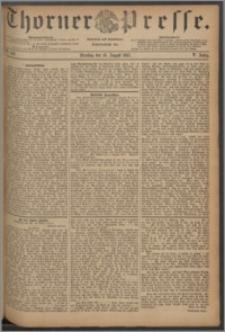Thorner Presse 1887, Jg. V, Nro. 189