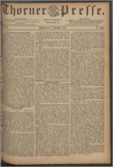 Thorner Presse 1887, Jg. V, Nro. 207