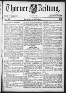 Thorner Zeitung 1882, Nro. 36