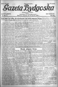 Gazeta Bydgoska 1929.01.17 R.8 nr 14