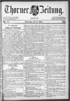 Thorner Zeitung 1882, Nro. 76